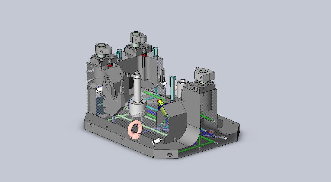 progettazione di macchine automatiche