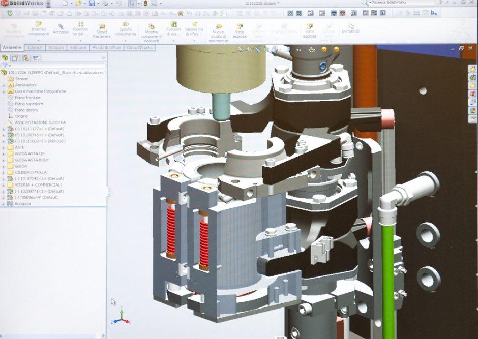 Studio Tecnico Cavina Machine Designing